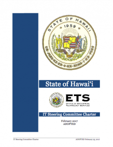ITSC charter cover