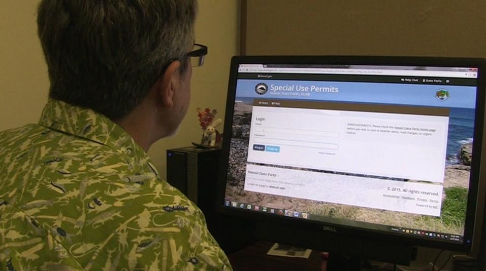 Kaena Point permit system