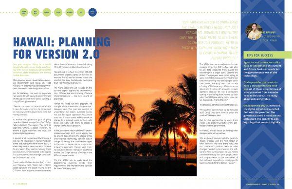 GovLoop - Hawaii - Planning for Version 2.0 - 2016-05