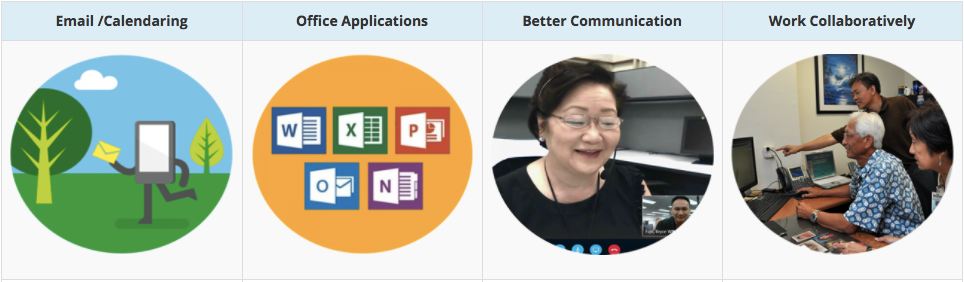 Office 365 graphic