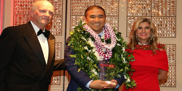 Todd Nacapuy Named Business Executive of the Year